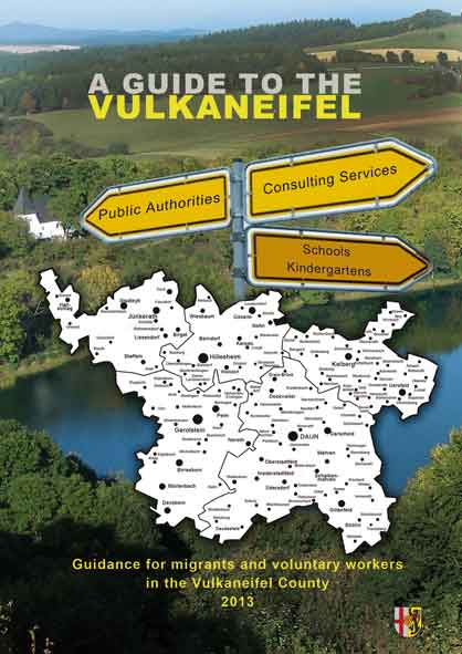 A guide to the Vulkaneifel