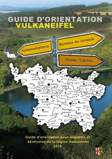Guide d'orientation Vulkaneifel